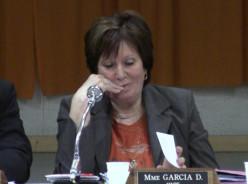 Danièle Garcia, maire d'Auriol