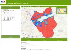 Projet de Plan de Prévention des Risques Incendies de Forêts (PPRif) - Auriol- Site DDTM 13