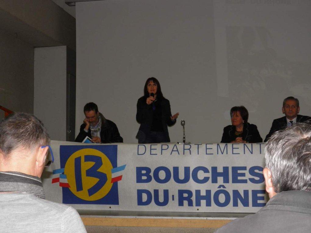 Auriol: Réunion publique sur la Sécurisation de la RD560
