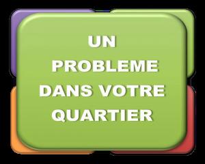 AURIOL: UN PROBLEME DANS VOTRE QUARTIER
