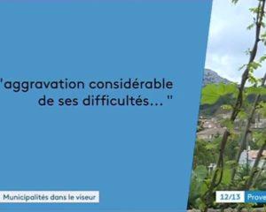 Auriol: Extrait du JT France 3 sur la Chambre Régionale des Comptes à Auriol _ 20 avril 2018