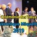Véronique Miquelly, Auriol, Voeux 2019